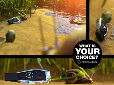 Vizual pro Mercedes